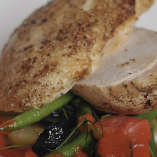 Chicken Niçoise
